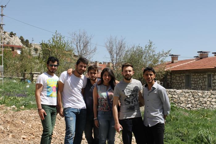 Antalya Tübitak Gözlem Evi Teknik Gezisi 18 Mayıs 2015