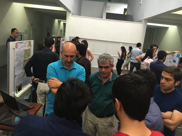2015-2016 Bilgisayar Mühendisliği Bitirme Projeleri Sergisi